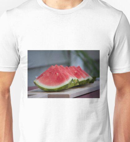 Sliced Watermelon Unisex T-Shirt
