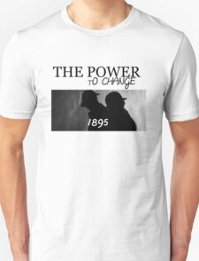 Johnlock | The Power to Change 1895 Unisex T-Shirt