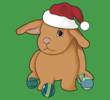 Christmas bun Kids Tee