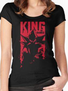 Legendary Duelist Women's Fitted Scoop T-Shirt