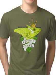 Lizard Queen  Tri-blend T-Shirt