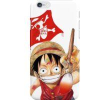 Luffy iPhone Case/Skin