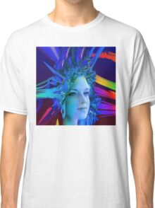 Space Crystal  Classic T-Shirt