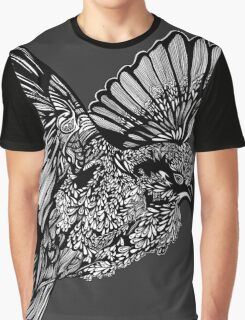 flight Graphic T-Shirt