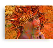 Tree Spirit  Canvas Print