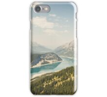 Spray Lakes iPhone Case/Skin
