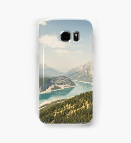 Spray Lakes Samsung Galaxy Case/Skin