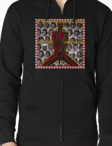 Tribe Called Quest - Midnight Marauders Zipped Hoodie