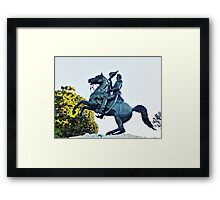 George Washington,  Framed Print