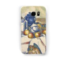 Paul Cezanne - Still Life with Blue Pot  1900 - 1906 Samsung Galaxy Case/Skin