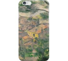 Paul Cezanne - Morning View of L Estaque Against the Sunlight 1882 - 1883 iPhone Case/Skin