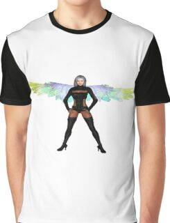 Party Angel 2 Graphic T-Shirt