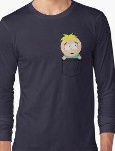 Pocket Butters Long Sleeve T-Shirt