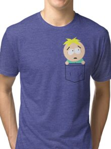 Pocket Butters Tri-blend T-Shirt