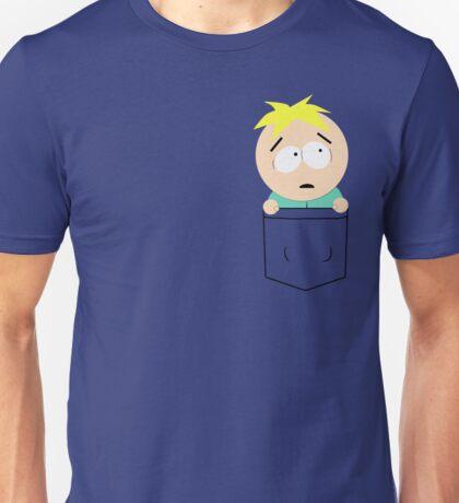 Pocket Butters Unisex T-Shirt