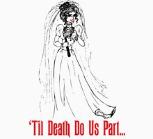 Black Widow Bride Unisex T-Shirt