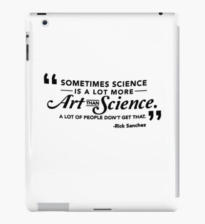 Art & Science iPad Case/Skin