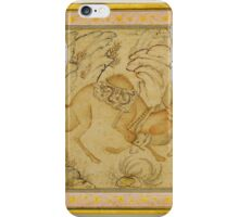 Two Camels Fighting iPhone Case/Skin
