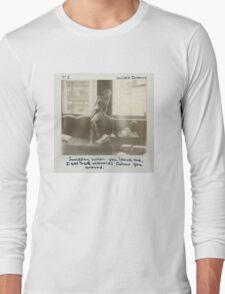 Wildest Dreams Cover Art Long Sleeve T-Shirt