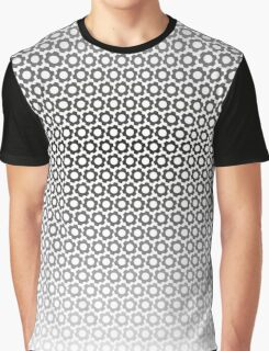 Gears - Fade Graphic T-Shirt