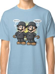 Twin detective Classic T-Shirt