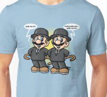 Twin detective Unisex T-Shirt
