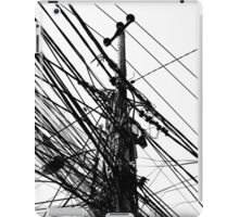 Electricity iPad Case/Skin