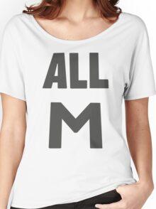 Deku's All M Shirt Women's Relaxed Fit T-Shirt