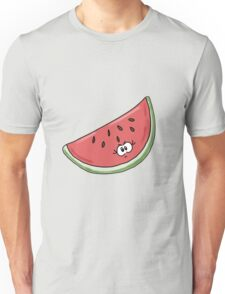 Angry Melon. Unisex T-Shirt