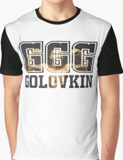 GGG Golovkin Graphic T-Shirt