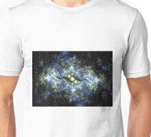 The Starry Sky at Night. Unisex T-Shirt