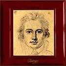 Young Goethe by mindprintz