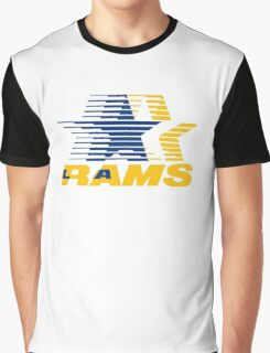 Los Angeles Rams Olympics Graphic T-Shirt