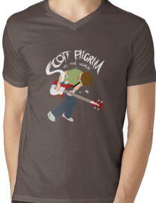 Scott Pilgrim vs the world Mens V-Neck T-Shirt