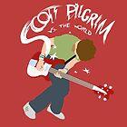 Scott Pilgrim vs the world by livjj