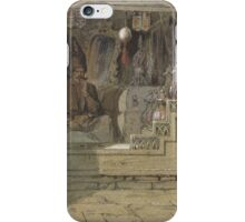 Vittorio Amadeo Preziosi The Spice Sellers iPhone Case/Skin