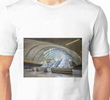 Canary Wharf Underground Station Unisex T-Shirt