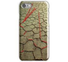 Salt Lake Pattern iPhone Case/Skin