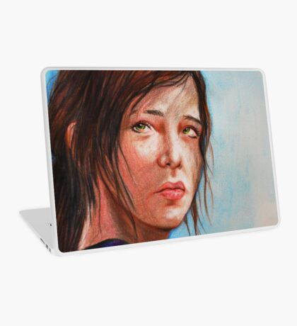 Ellie (The Last of Us) Laptop Skin