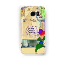 Oh Dear, Where's My Bus Fare Samsung Galaxy Case/Skin