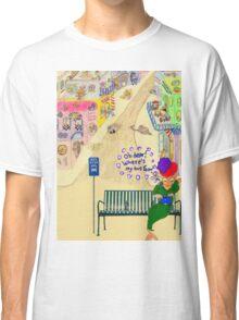 Oh Dear, Where's My Bus Fare Classic T-Shirt