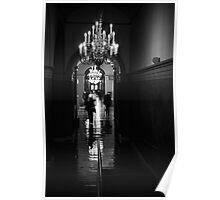 Capitol Hallway Poster