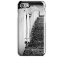 Williamsburg Fence iPhone Case/Skin