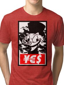 YES ! Tri-blend T-Shirt