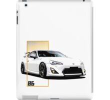 Toyota 86! iPad Case/Skin