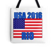 USA 2016 RIO Olympics Tote Bag