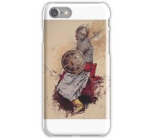 Weeks Edwin Lord Man in Armour iPhone Case/Skin