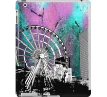 Funky Ferris Wheel iPad Case/Skin
