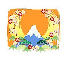 Fuji Mountain Photographic Print