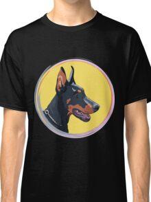 Dog Doberman Pinscher Classic T-Shirt